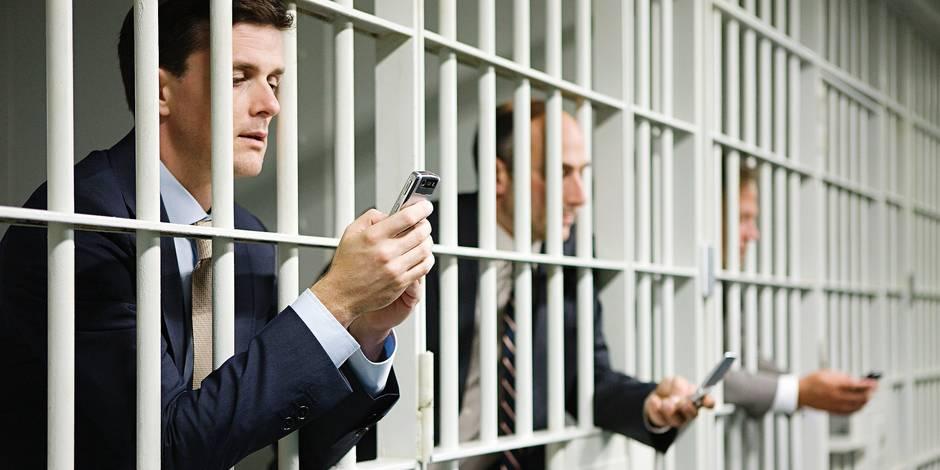 """Criminalité économique: la """"guerre"""" contre les délinquants en col blanc s'est considérablement accélérée - La Libre"""