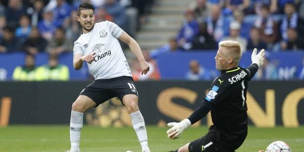 Belges à l'étranger: Kevin Mirallas plante un but contre Leicester (VIDEO) - La Libre