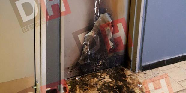 Les dégâts vont coûter cher en prison ! (PHOTOS ET VIDEO) - La Libre