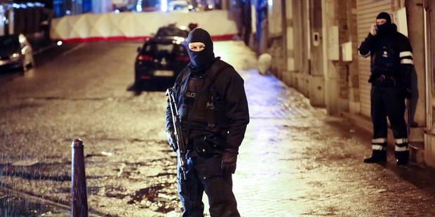 Les terroristes de Verviers devant la Justice ce lundi - La Libre