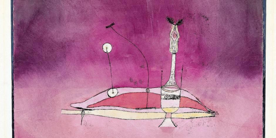 Paul Klee, l'expo événement - La Libre