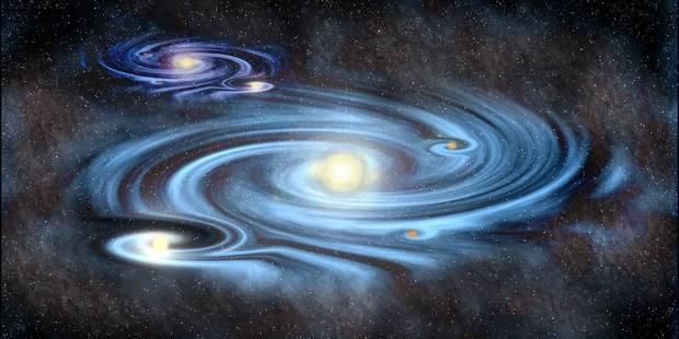 La Nasa a découvert 1.284 nouvelles planètes en dehors du système solaire - La Libre