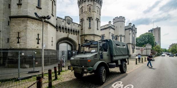 """Prisons: les directeurs convoqués chez le ministre mercredi pour """"dégager des pistes"""" - La Libre"""