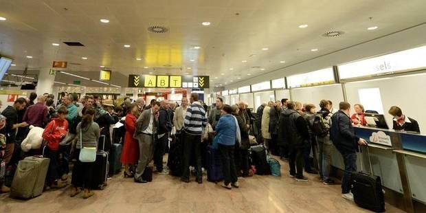 """""""Nous sommes à 100% derrière Brussels Airport"""" - La Libre"""