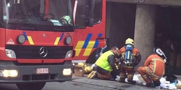 Attentats de Bruxelles: le patron de la Police des chemins de fer et du métro prévenu des attaques... par mail - La Libr...