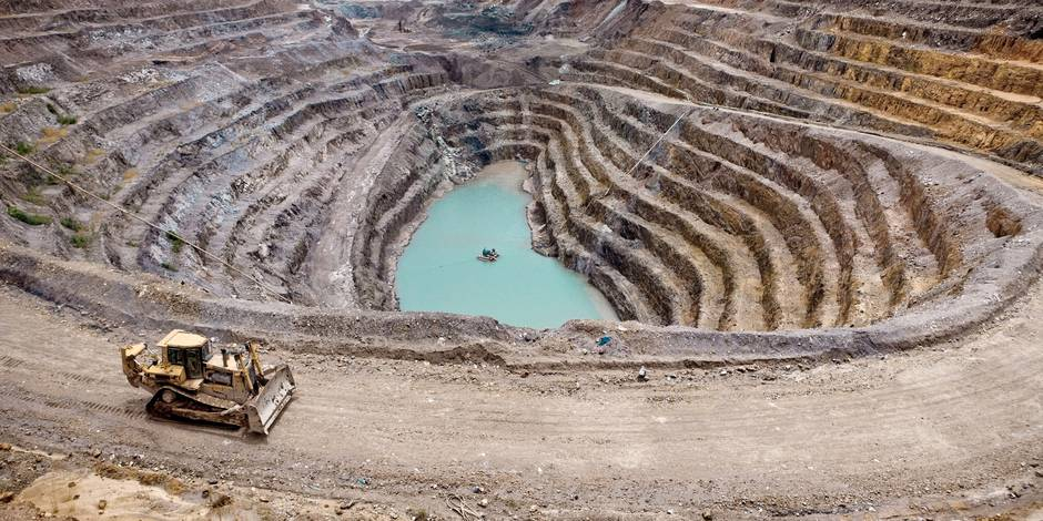RDC: la plus grande mine de cuivre vendue pour éponger une dette américaine