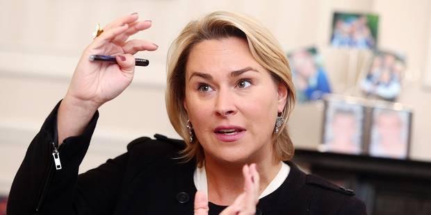 Céline Fremault reste opposée à l'élargissement du Ring - La Libre