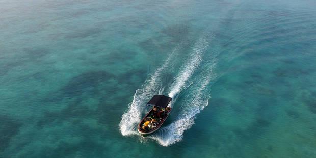 """Pékin recourt à la """"coercition"""" en mer de Chine, estime Washington - La Libre"""
