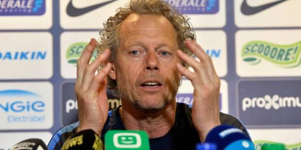 Michel Preud'homme quitterait le FC Bruges à la fin de la saison - La Libre