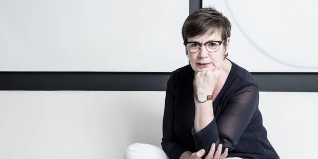 Alda Greoli aide Keramis, le musée Juif et le MAD musée - La Libre