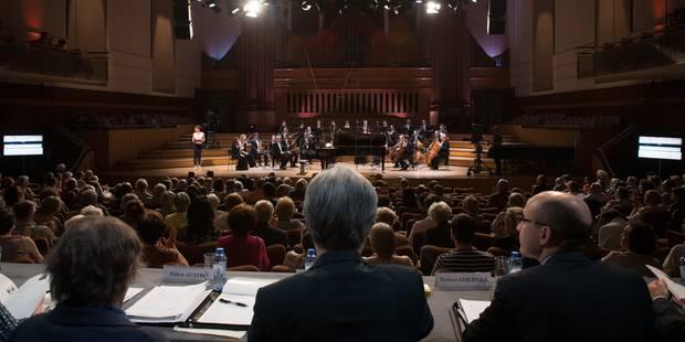 Concours Reine Élisabeth: Voici les noms des douze pianistes finalistes - La Libre