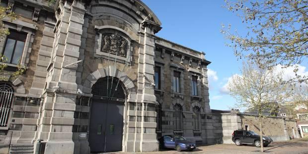 Un détenu a disparu durant trois heures à la prison de Namur - La Libre