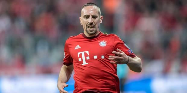 """Ribéry: """"Plus aucune envie de jouer pour la France"""" - La Libre"""