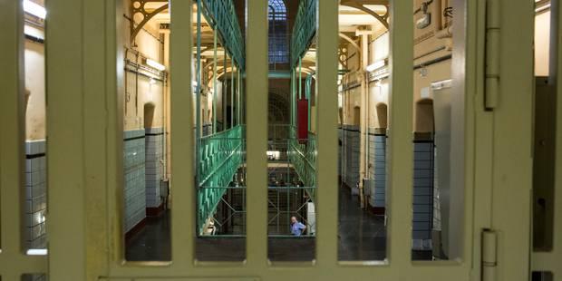 Les détenus de la prison de Marche-en-Famenne adressent une lettre ouverte aux grévistes - La Libre