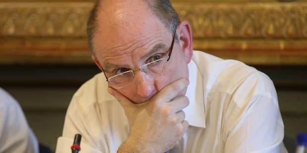 """""""Etat voyou"""", """"recul de civilisation""""...: les magistrats mènent la fronde contre Koen Geens - La Libre"""