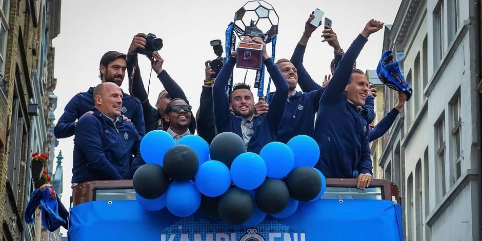 Bruges champion: les 11 clés d'un titre attendu pendant 11 ans - La Libre