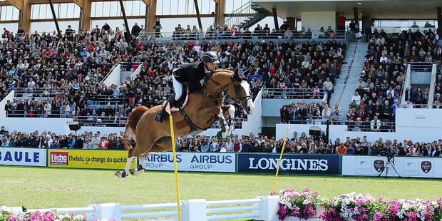 Equitation: un pas de plus vers Rio - La Libre