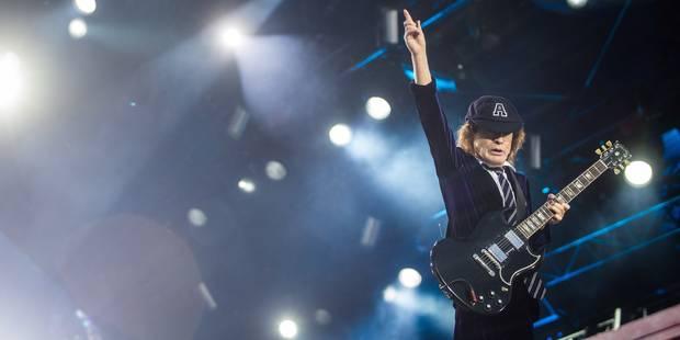 AC/DC n'est pas encore enterré (PHOTOS et VIDEOS) - La Libre