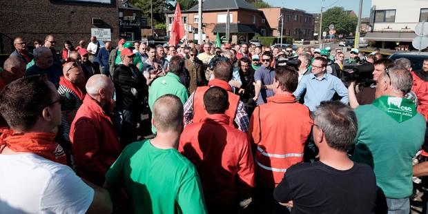100.000 jours de grève sur les 9 premiers mois de 2015 - La Libre