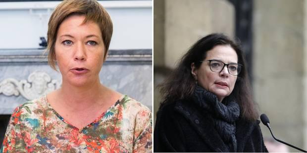 """Christine Defraigne : """"J'ai fait l'objet de trois faits de harcèlement"""" - La Libre"""