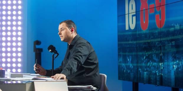 Benjamin Maréchal resterait à la RTBF - La Libre