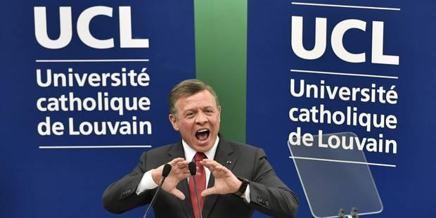 Visite du roi de Jordanie en Belgique: Abdullah II aborde le terrorisme, la crise migratoire et l'islam - La Libre