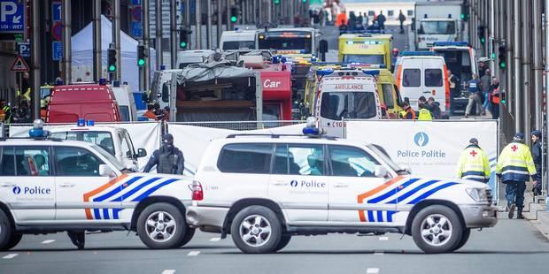 Le gouvernement se dote d'un plan d'urgence en cas d'attentats terroristes - La Libre