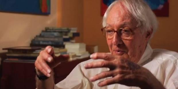 Jean Antoine, réalisateur et journaliste à l'INR puis à la RTBF, a rendu les armes - La Libre
