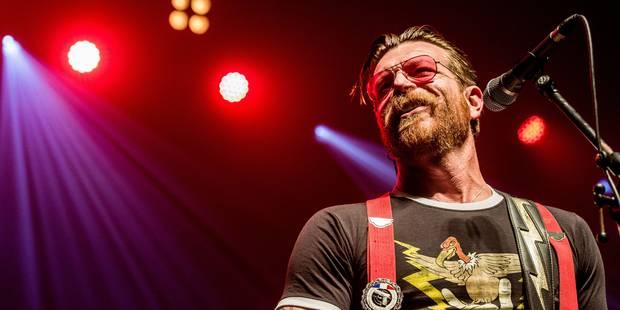 Deux concerts de Eagles of Death Metal annulés en France suite aux propos du chanteur - La Libre