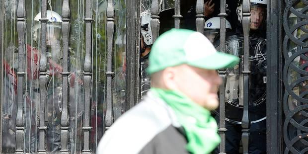 Grève dans les prisons: les barreaux au créneau - La Libre