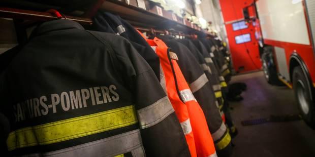 Un délai d'intervention des pompiers médiocre - La Libre