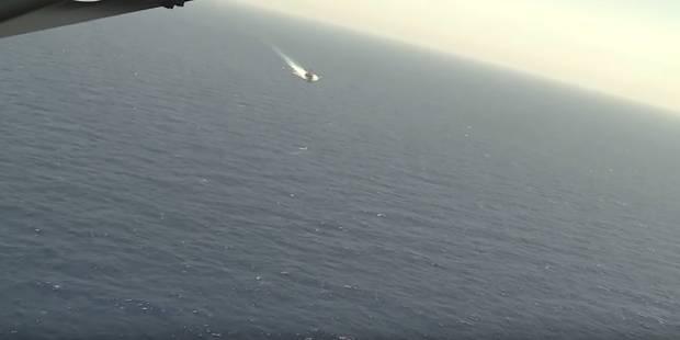 Crash du vol EgyptAir: les boîtes noires activement recherchées - La Libre