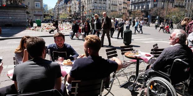 Piétionnier de Bruxelles: impact sur la dynamique commerciale - La Libre