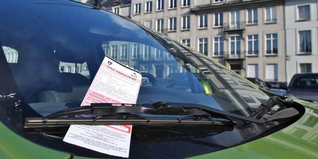 Croquis de justice: Horodateur en panne et conducteur excédé - La Libre