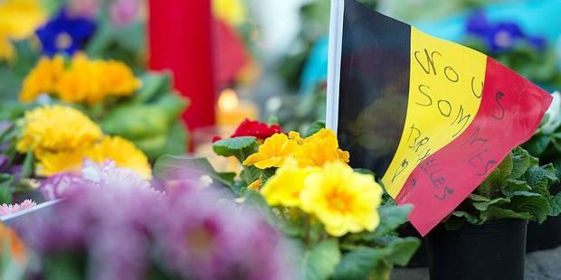 Attentat de Bruxelles: un hommage au Palais, pile deux mois après - La Libre