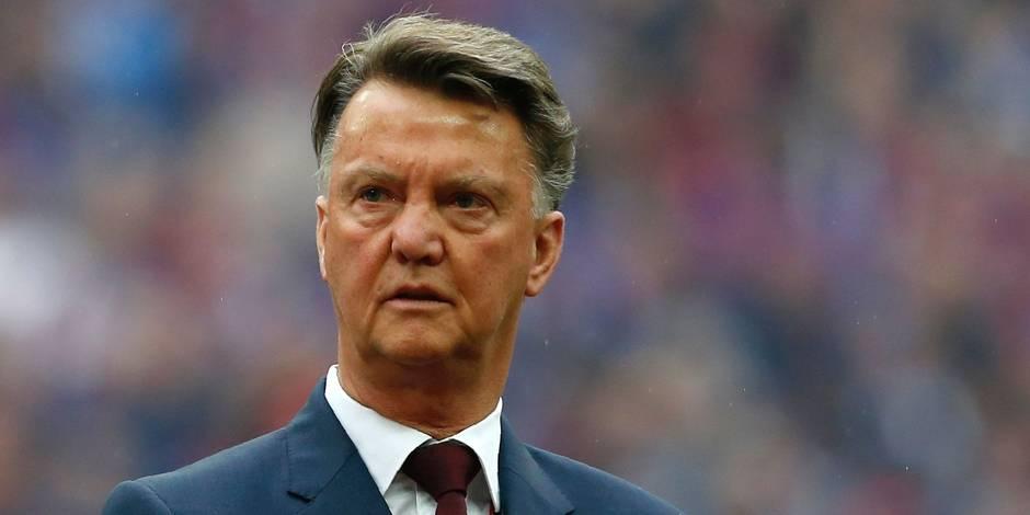 Officiel: Louis Van Gaal est viré de Manchester United