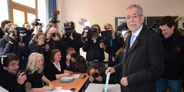Les politiques belges et français soulagés par la victoire de Van der Bellen en Autriche - La Libre