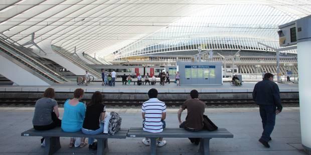 La nouvelle gare des Guillemins sera inauguree le 18 septembre 2009