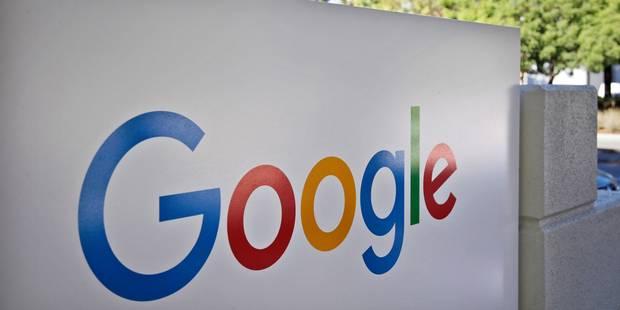 Perquisition chez Google à Paris dans une enquête pour fraude fiscale - La Libre