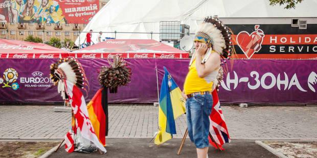 Menace terroriste: Faut-il supprimer les fan-zones de l'Euro de football ? - La Libre