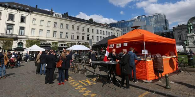 Les magasins du Haut de la Ville à Bruxelles ouverts tous les premiers dimanches du mois - La Libre