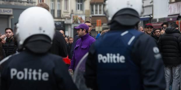 Les policiers se disent victimes d'actes de violence plus nombreux, plus graves et plus généralisés - La Libre