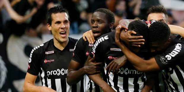 Charleroi tout proche de l'Europe (2-0) - La Libre