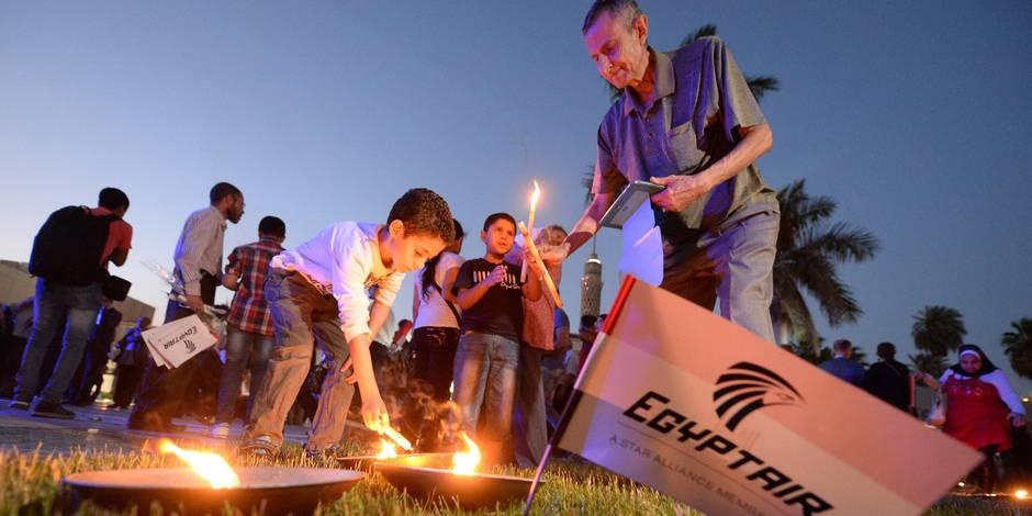 """Egyptair: les recherches sous-marines débuteront """"dans les prochains jours"""""""