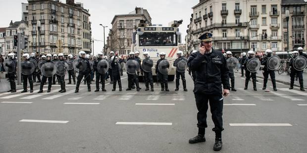 Agression du commissaire Vandersmissen: une femme également interpellée - La Libre