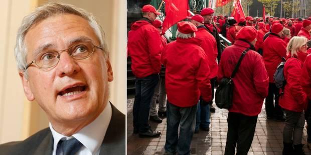 Grève sauvage SNCB: Peeters veut une amende, la CGSP flamande flingue son homologue wallon - La Libre