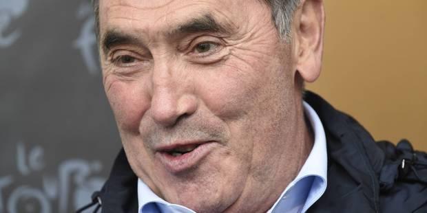 Eddy Merckx renvoyé en correctionnelle - La Libre
