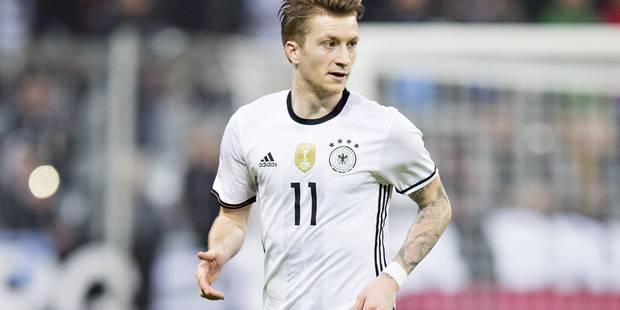 Euro 2016: Schweinsteiger retenu avec la Mannschaft, Reus écarté des 23 - La Libre