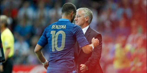 Benzema réagit à sa non-sélection avec l'équipe de France et crée la tourmente - La Libre