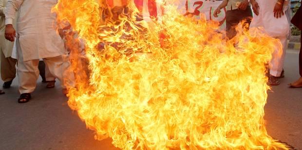 Une jeune Pakistanaise brûlée vive pour avoir refusé une demande en mariage - La Libre